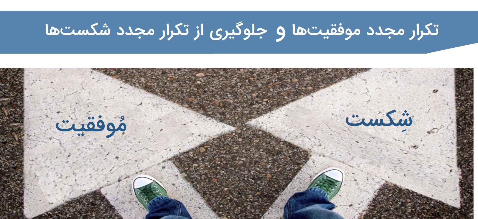 مدیریت درس آموخته ها